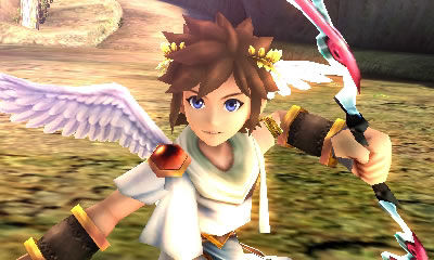 43 Kid Icarus: Uprising