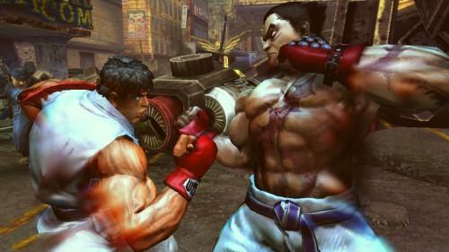 sft1 500x281 Street Fighter X Tekken