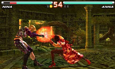 tekken 3d pe ss 02 Tekken 3D Prime Edition