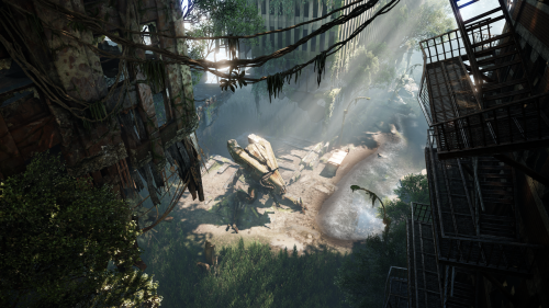 2 500x281 Crysis 3 Announced