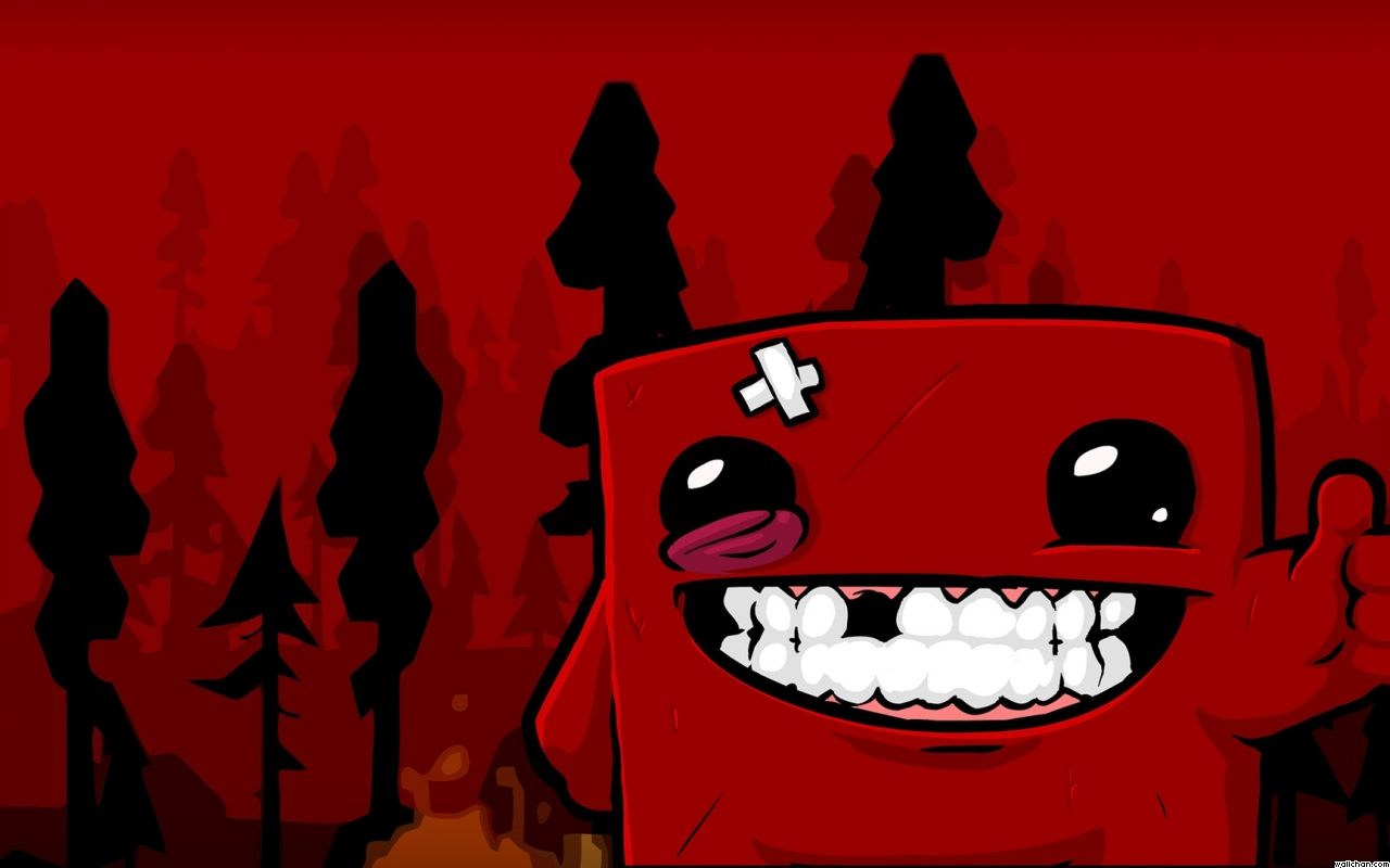 super meat boy mobile
