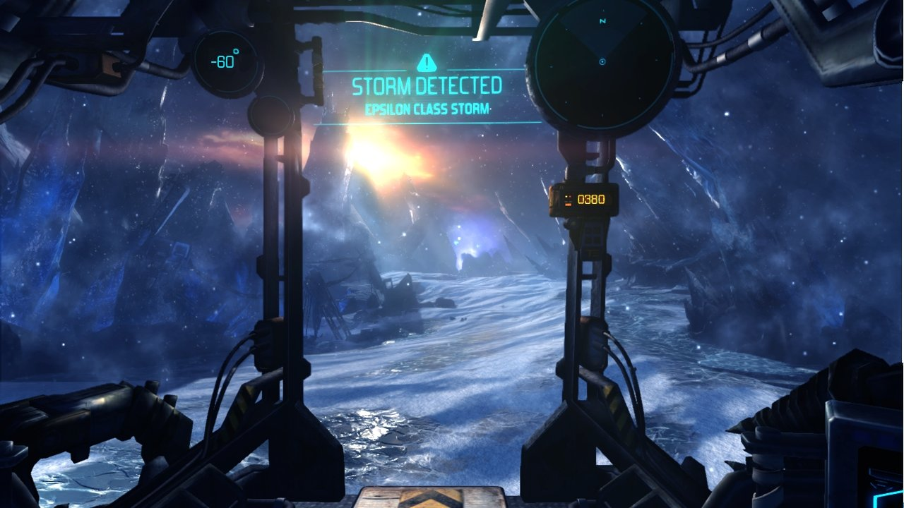lost planet pc gameplay