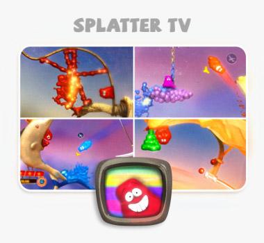 SplatterTV The Splatters
