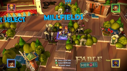 screenlg5 500x281 Fable Heroes