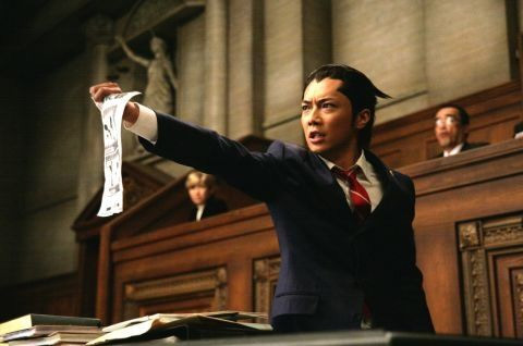 phoenix wright ace attorney film release date news Movie Review: Ace Attorney