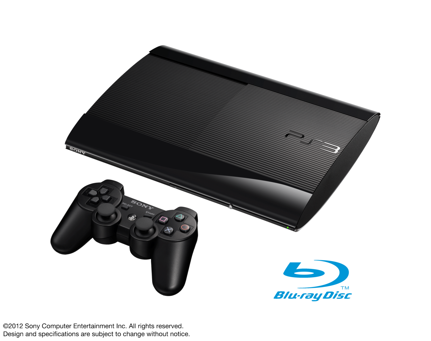 New PS3 announced