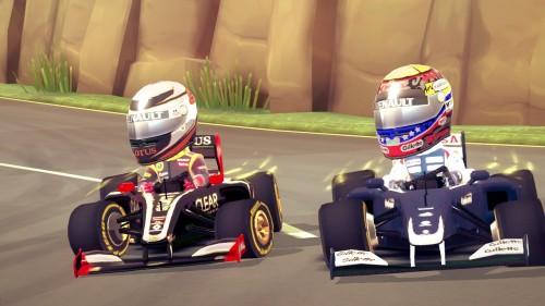 f12 500x281 F1 Race Stars