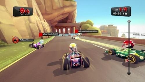 f13 500x282 F1 Race Stars
