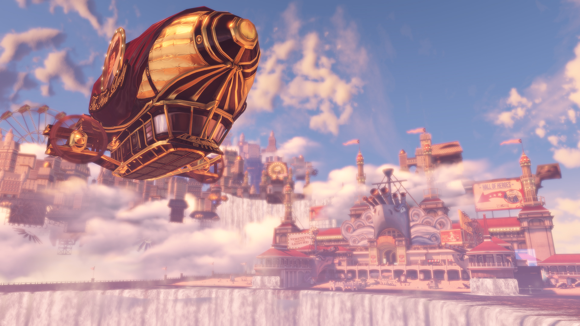 Delayed games - Bioshock Infinite