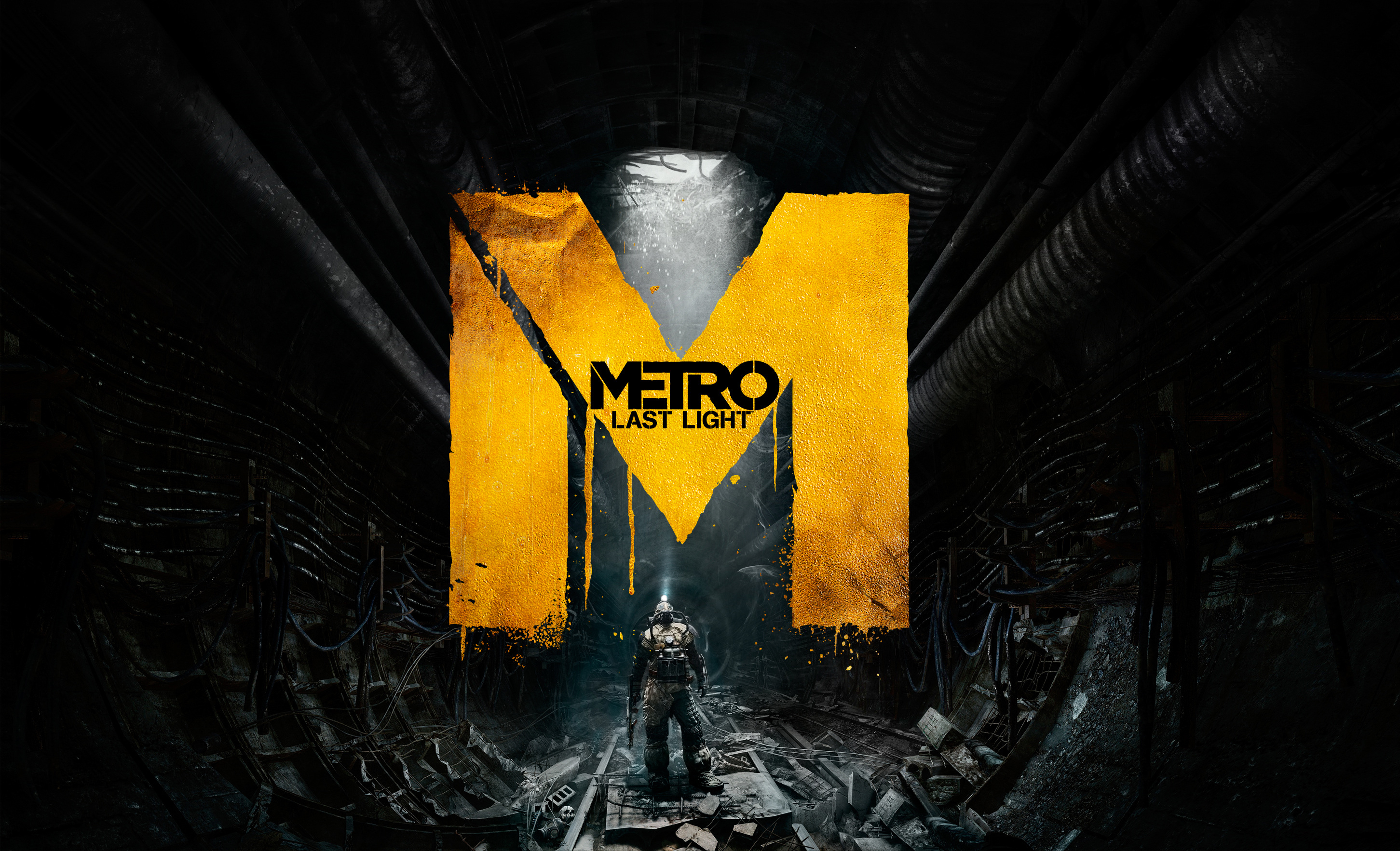 Metro Last Light Cover