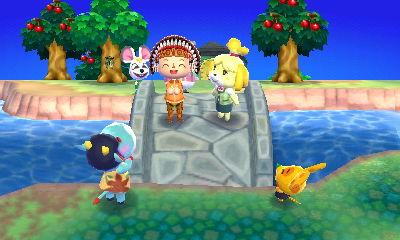 HNI 0019 Animal Crossing: New Leaf