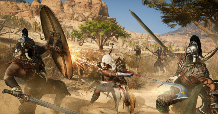 Assassin's Creed Origins 5