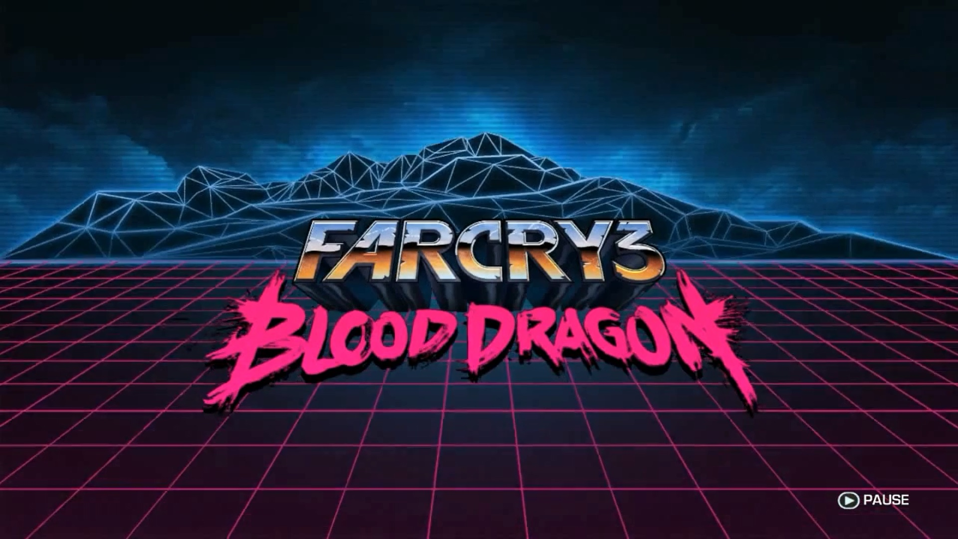Review Far Cry 3 Blood Dragon Rocket Chainsaw