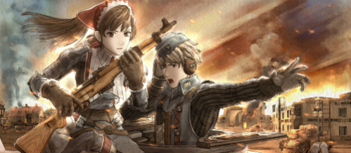 Valkyria Chronicles Remastered feature