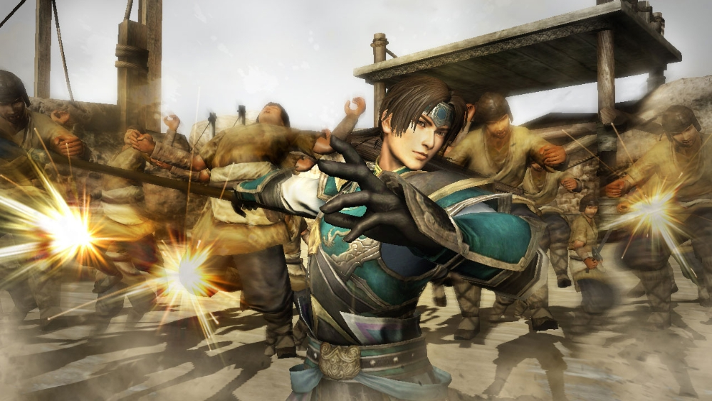 dynasty warriors 8 empires how to become ruler