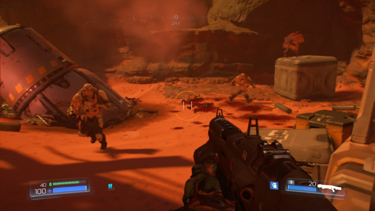 Doom (Nintendo Switch) Review - Rocket Chainsaw