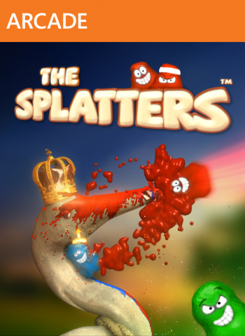 the_splatters_boxart
