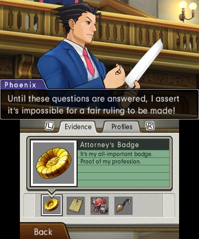 dualdestinies3 Phoenix Wright: Ace Attorney   Dual Destinies review