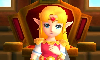 LINK 4 The Legend of Zelda: A Link Between Worlds