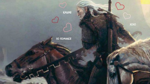 GeraltRomance