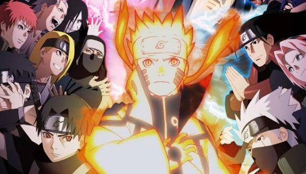 Naruto Shippuden: Ultimate Ninja Storm Revolution