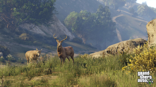 Oh deer, this game sure does look amazing.