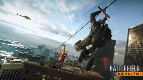 hardline3 500x281 Battlefield Hardline Multiplayer Preview