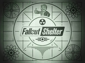 Classic Fallout opening screen.
