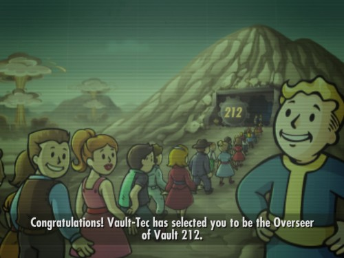 IMG 0013 500x375 Praise the Overseer; Fallout Shelter for iOS Review.