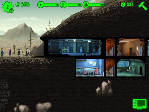 IMG 0016 500x375 Praise the Overseer; Fallout Shelter for iOS Review.
