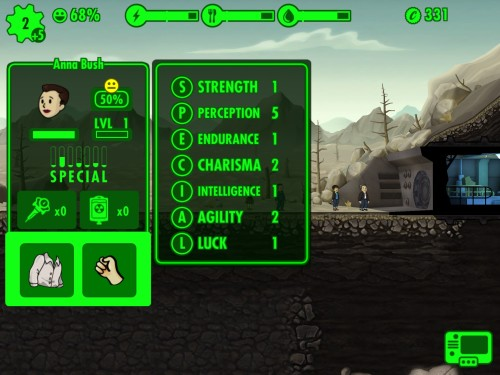 IMG 0018 500x375 Praise the Overseer; Fallout Shelter for iOS Review.