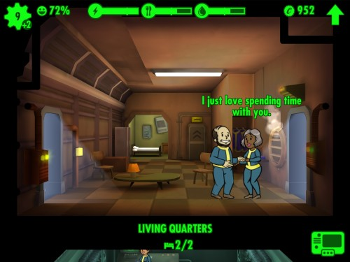 IMG 0039 500x375 Praise the Overseer; Fallout Shelter for iOS Review.