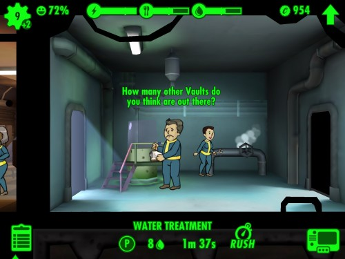 IMG 0040 500x375 Praise the Overseer; Fallout Shelter for iOS Review.