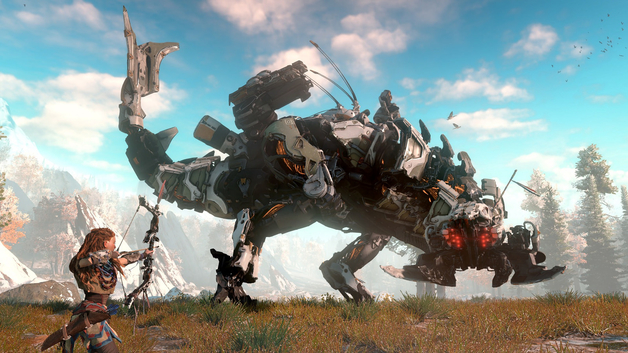Image result for horizon zero dawn allie