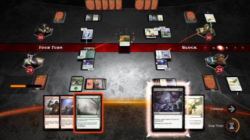 4-Two Headed Giant Gameplay EN