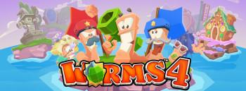 Worms 4 Key Art 3
