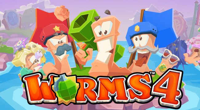 Worms 4 Key Art 3