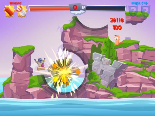 Worms 4 Screenshot 1 Gamescom 2015 500x375 Worms 4 Review