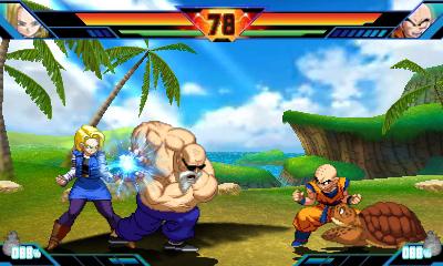 Dragon Ball Z Extreme Butoden3 Dragon Ball Z: Extreme Butoden Review