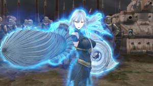 Valkyria Chronicles Selvaria Bles