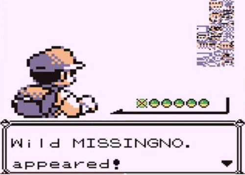 pokemon missing no