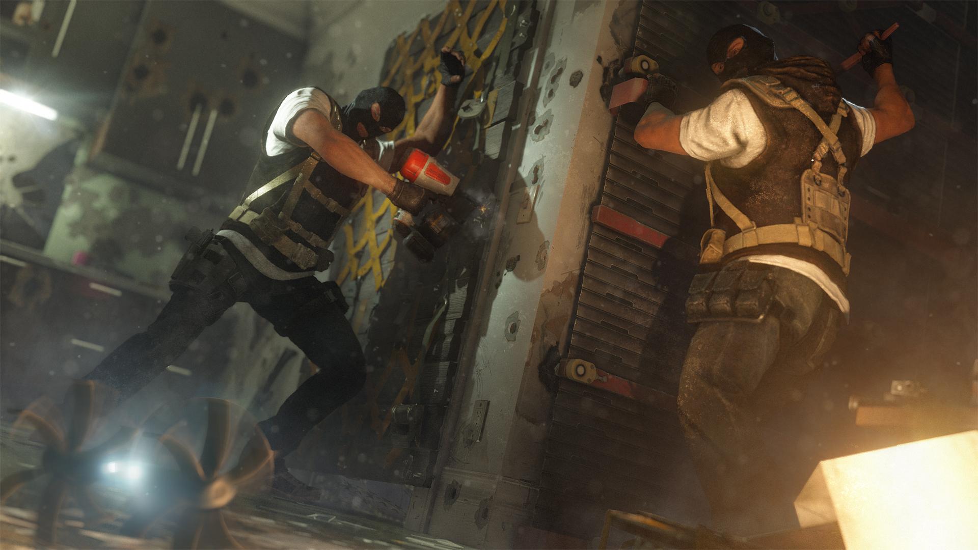 Скриншот Tom Clancy's Rainbow Six Siege #1
