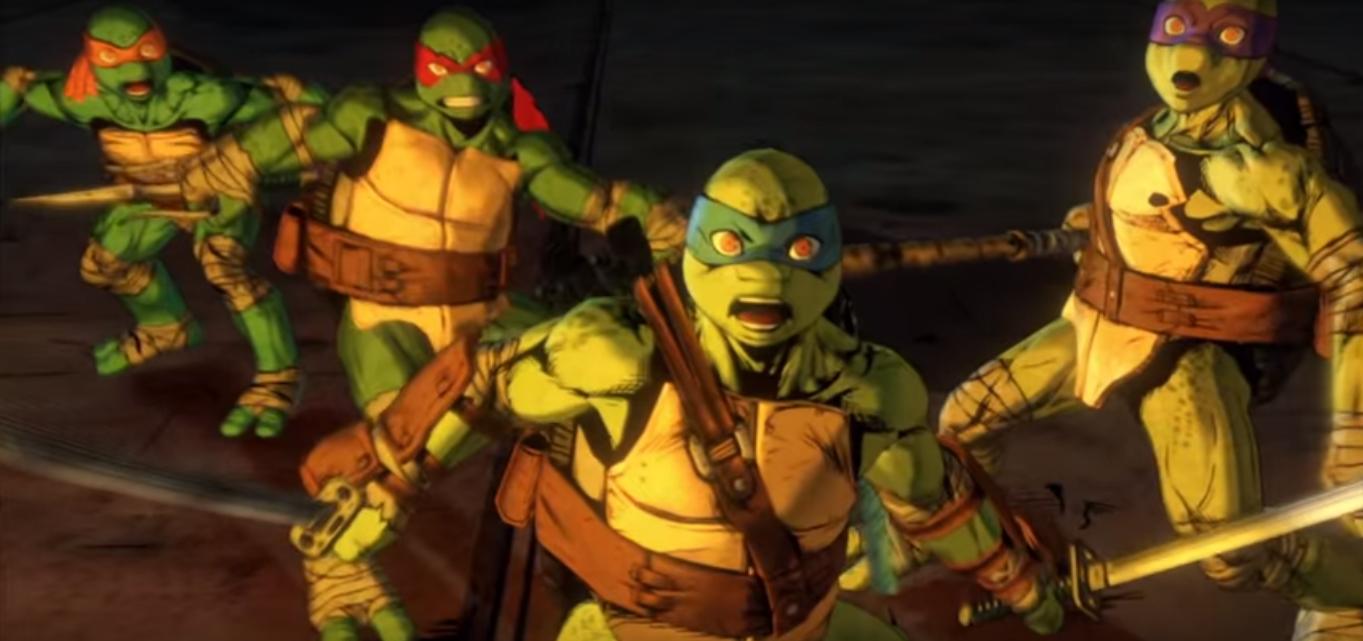 Donatello Character Power