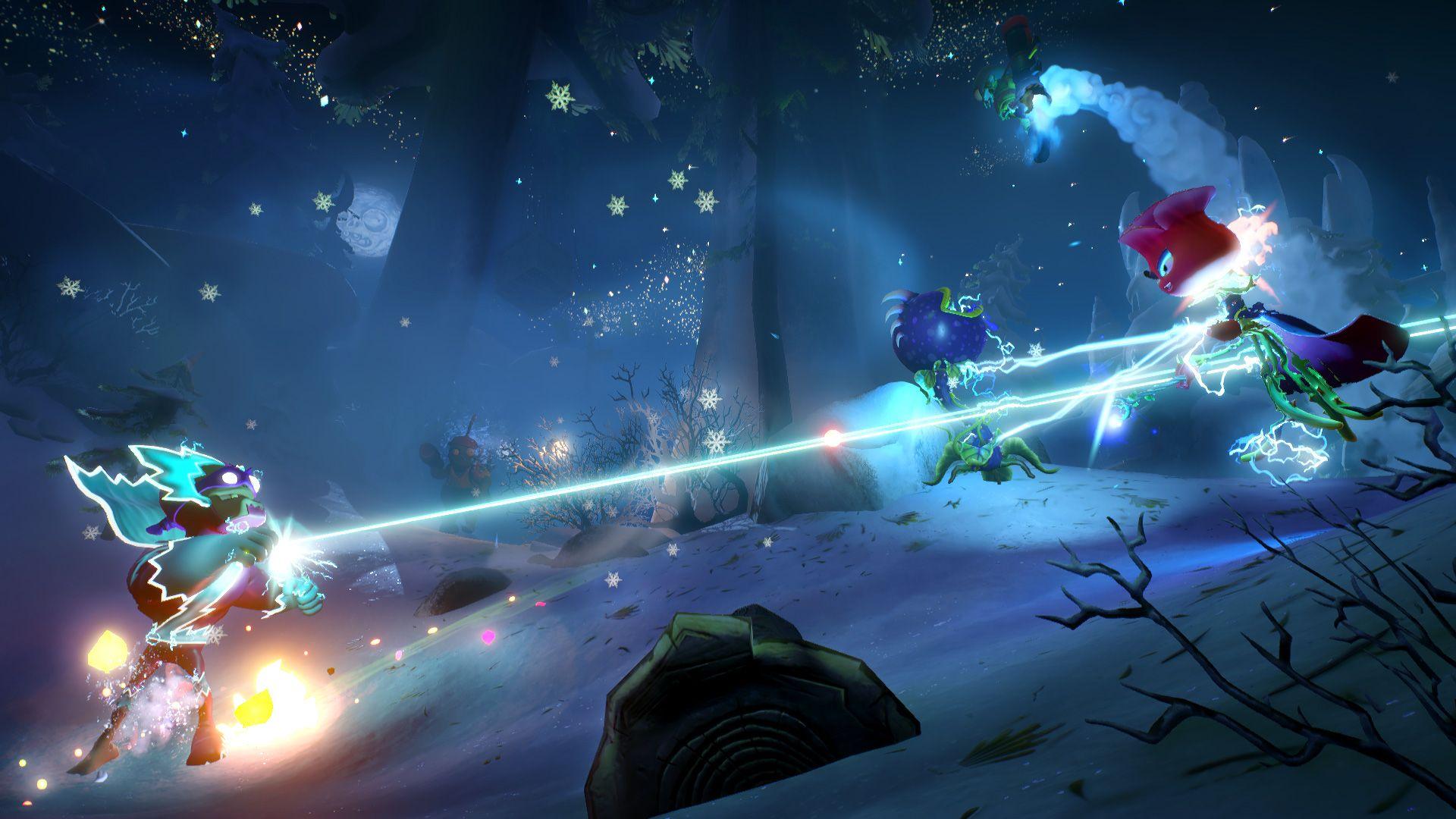 Plants Vs Zombies Garden Warfare 2 Preview Rocket Chainsaw