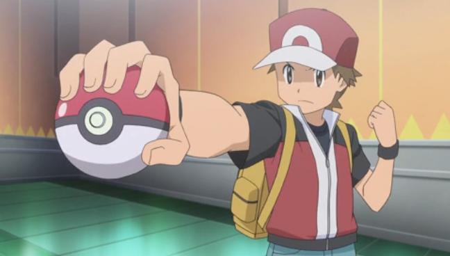 Pokemon Origins Red