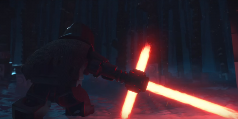 lego star wars the force unleashed kylo ren