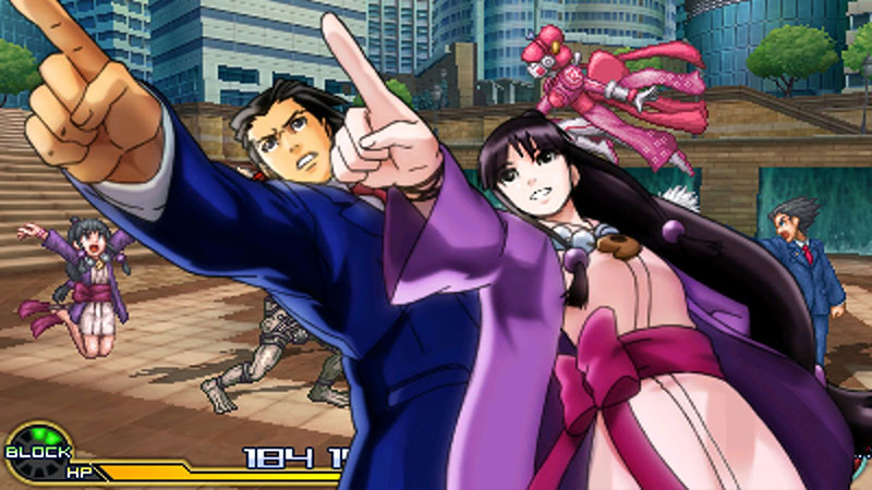 xzone1small Project X Zone 2 Review