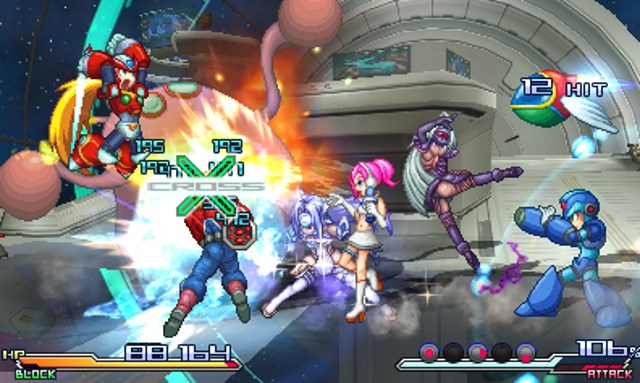 xzone2 Project X Zone 2 Review