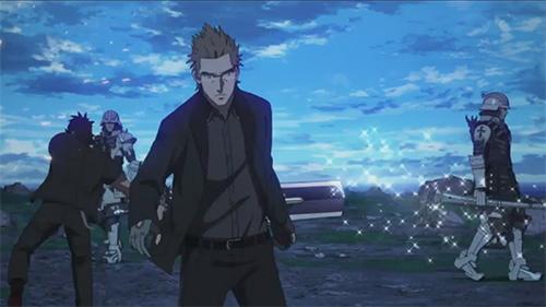 Brotherhood Final Fantasy Xv Anime Announced Rocket Chainsaw
