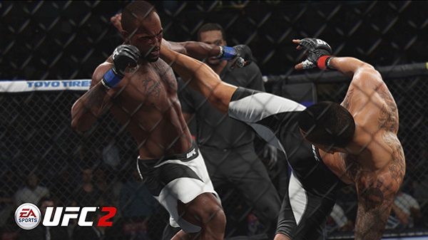 ufc 3 Playstation Christmas Gift Guide 2016